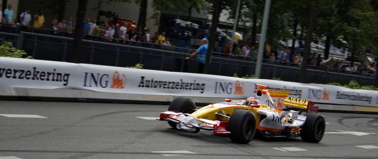 Formule1 Renault -