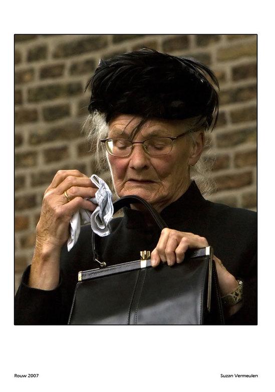 Rouw - Model: Ann<br /> Fotograaf: ik<br /> Locatie: Hoorn<br />