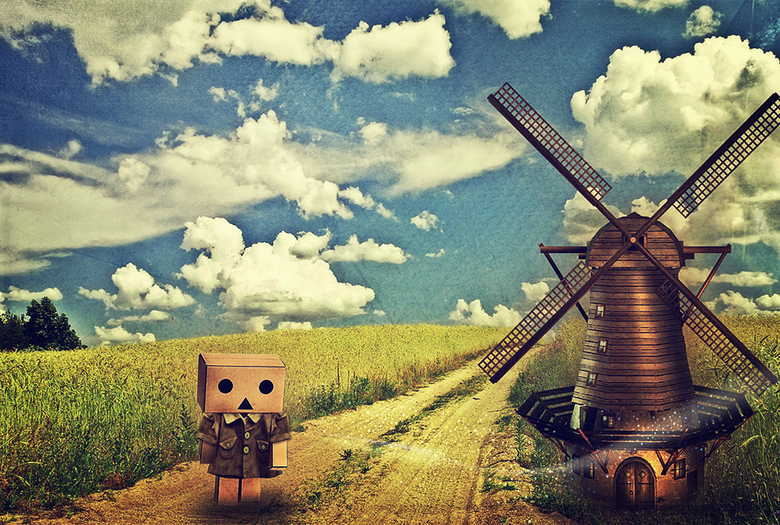 Bewerking: The Windmill of Your Mind ... - The Windmill of Your Mind ...