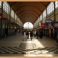 Dworzec Glowny (Wroclaw Centraal Station)