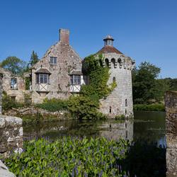 Scotney Castle, Lamberhurst Kent, UK