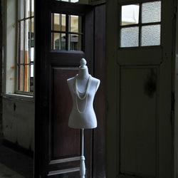 Open doors in Waterschei