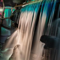 Watervalkunst