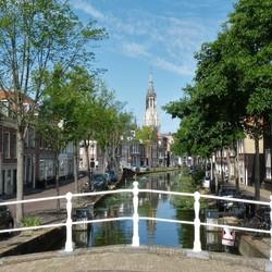 P1450967 Zomers Delft nr7   Oosteinde  6 juli 2017