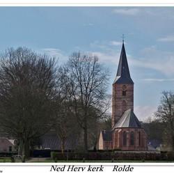 Jacobus kerk Rolde