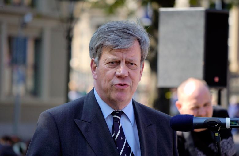 Op Stelten - Voormalig minister van Justitie, Ivo Opstelten