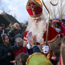 Sinterklaas in Archeon -2-