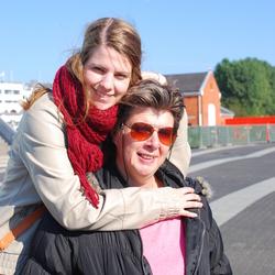 moeder met nikky
