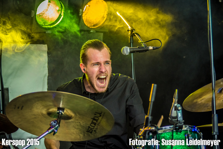 Kerspop 2015 - Drummer Counter Jib