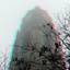 Laurenstoren Rotterdam in mist 3D