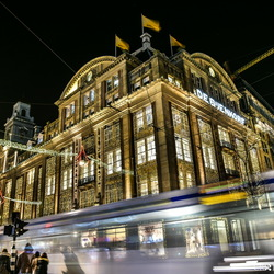 Amsterdam, De Bijenkorf
