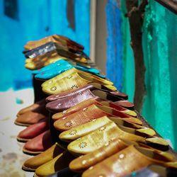 Marokkaanse schoentjes