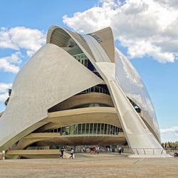 Operahuis in Valencia