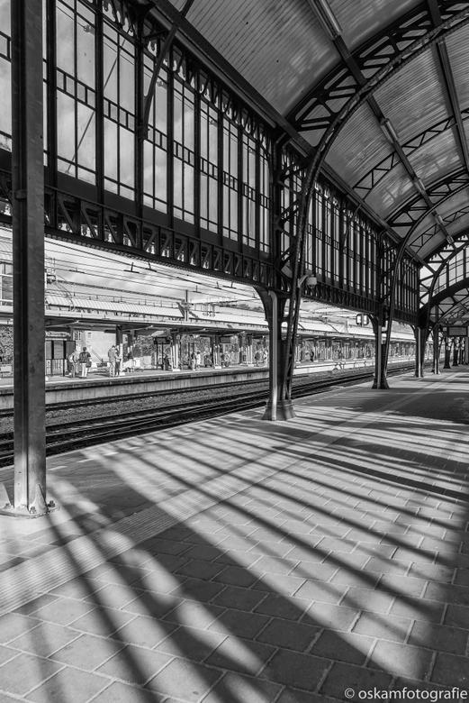 station den bosch  - Sinds lange tijd weer eens tijd om iets te uploaden.<br /> Al van even geleden, het station in Den Bosch.