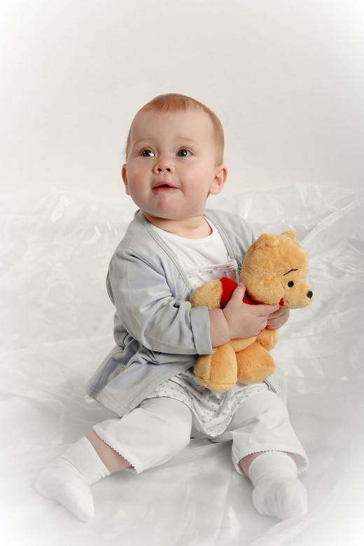 mijn kleindochtertje - een schat van een kind !!