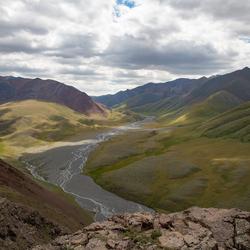 Sailugem park, Altai republiek