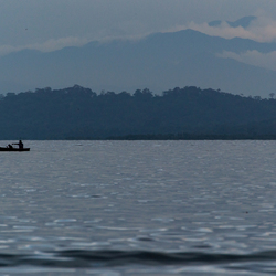 Vissers in Panama
