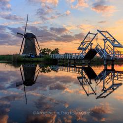 Wereld erfgoed Kinderdijk