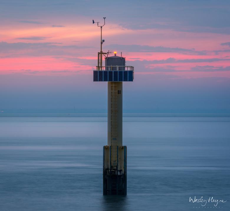 Zeeuwse zonsondergang -