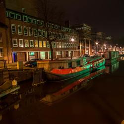 Gracht in Groningen
