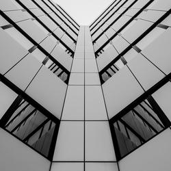 symmetrie in wit