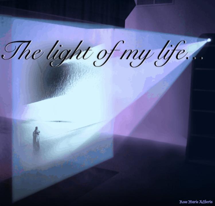 the light off my life