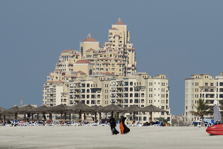 Weird Beach  - Ras Al Khaimah <br />