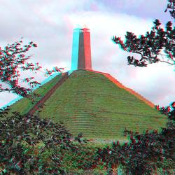 De Pyramide van Austerlitz 3D