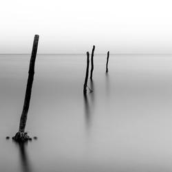 Minimalisme aan het IJsselmeer (1)