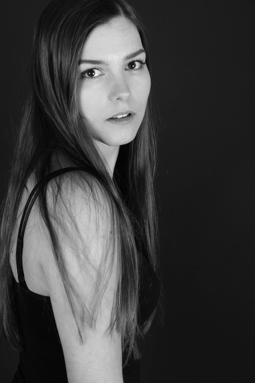 Model Charlotte - Fotoshoot met model Charlotte