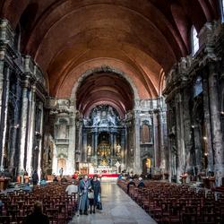 Kerk in Lissabon
