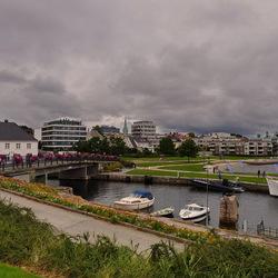 Arendal Noorwegen.
