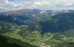 panorama vanaf Kaiserburg