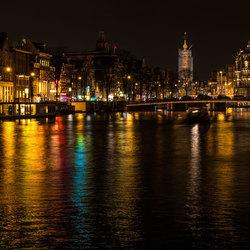 Amsterdam by Night