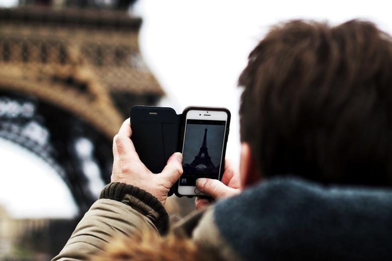 Eiffeltoren -