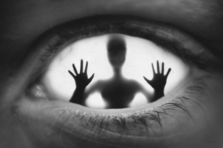 A trapped soul -