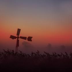 Bij zonsopkomst