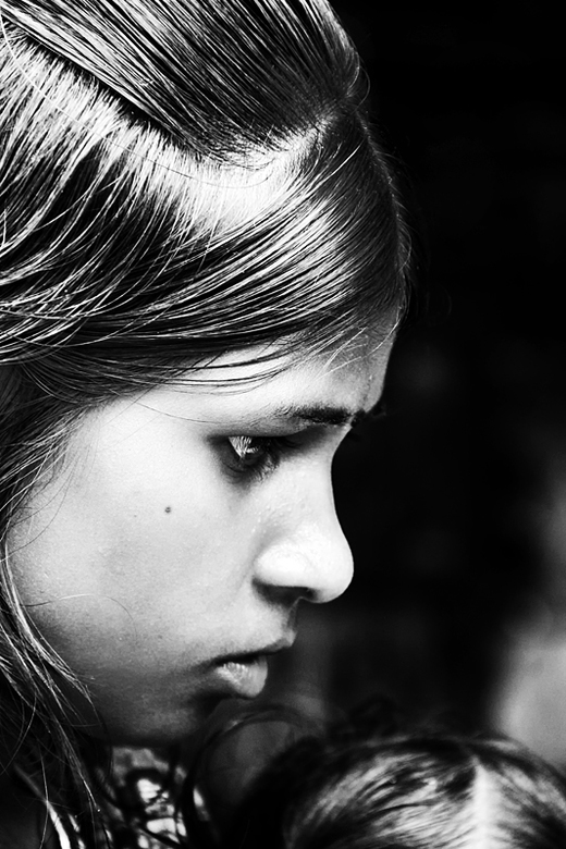 is there anybody in there