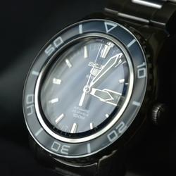 Seiko Sports Automatic horloge.