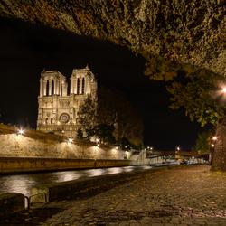 Parijs - Quai Saint Michel - Notre Dame