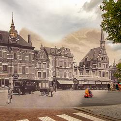 Breda - van Coothplein 1929-2019