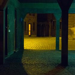 Antwerpen - Geel licht