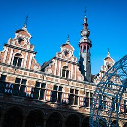 Aalst - Borse van Amsterdam