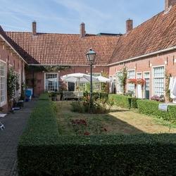 Hofje Luilekkerland Leeuwarden