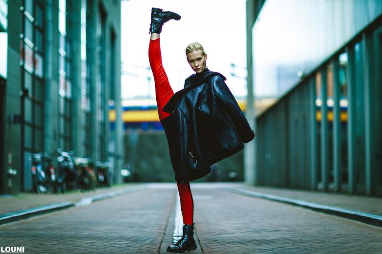 Style + Attitude + Moves =  -