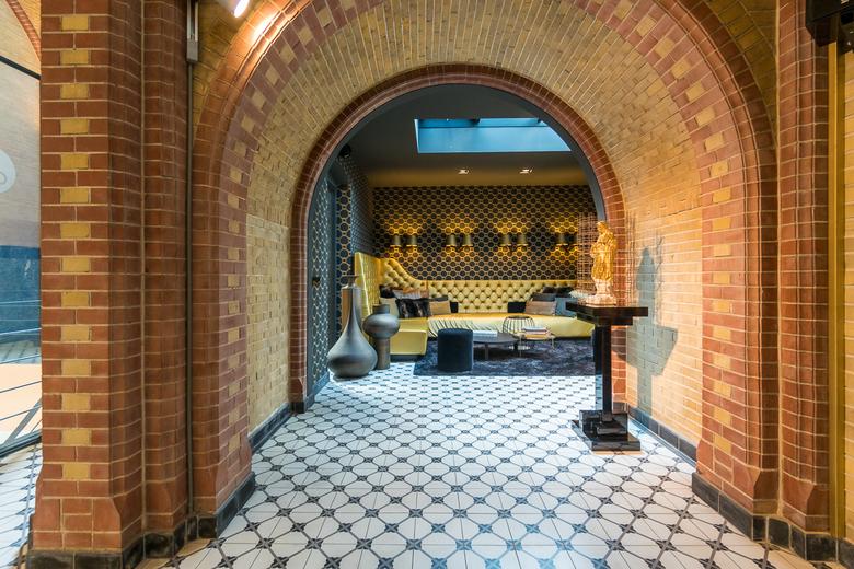 Haarlem 7 - Ook in de voormalige kapel.