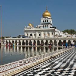 Sikh Tempel Delhi