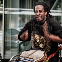 Raggamanjah de straatartiest