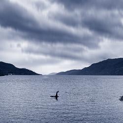 Schotland 14  Loch Ness
