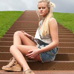 Model Britt
